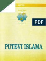 PUTEVI ISLAMA   -   prof. Seyyid Qutb