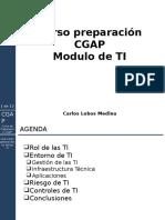 CGAP - Tecnologías de Información