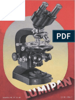 Carl Zeis microscope