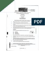 CAPE Economics Unit 2 Paper 1 2009