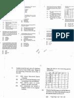CAPE Information Technology Unit 2 Paper 1 2010