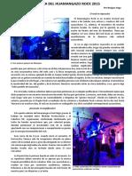 Crónica Del Huamangazo Rock 2015 / Vol. 5