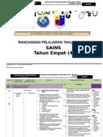RPT Sains Tahun 4