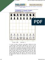 Garry Kasparov vs Veselin Topalov (1999)