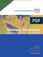 Manual Sistemas Iluminacion Automovil Normativa Principios Lamparas Alumbrado Nuevas Tecnologias