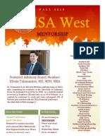 LMSAWest 2015 Fall Newsletter