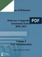 Computerisez Test Administration