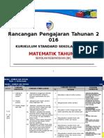 Rpt Matematik Thn 6 Kssr 2016