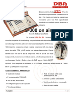 DBAS-300CONSOLE