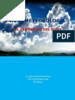 Agrometeorología (El Niño)