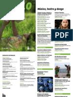 Agenda Cultural Del Gobierno de Canarias - Abril 2010