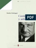 Heidegger, Martin - Conferencias y Articulos