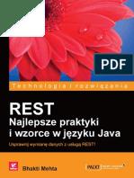 REST - najlepsze praktyki i wzorece dla Java