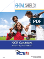 nce member handbook dental shield
