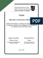 Tesis MRH - Fernando Rouco