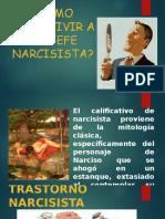 Trastorno Narcisista
