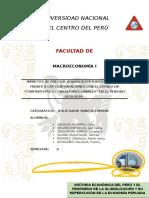 """IMPACTOS DE PRECIOS ADJUDICADOS Y REFERENCIALES FRENTE A LAS CONTRATACIONES CON EL ESTADO EN """"CONTRATISTAS Y CONSULTORES CANALES"""" EN EL PERIODO 2010-2014."""