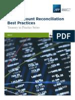 2014 AFP Treasury in Practice Guide Bank Account Reconciliation 3