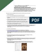 Coloring Page Checklist