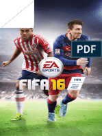 Fifa-16-Manual Sony PlayStation 4 Mex
