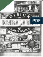 Design de Embalagem  Curso Básico