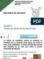 041-Torsion en Barras