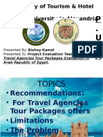 Travel Agency Tour Packages Evaluation1