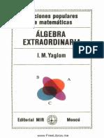 Algebra Extraordinaria