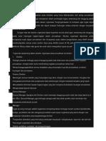 struktur organisasi proyek