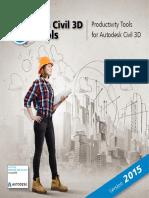 CGS Civil 3D Tools 2015 Brochure ENG Square