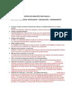 Construcciones III - Examen Final-custionario