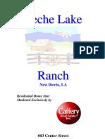 Teche Lake Ranch Packet