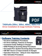 001 - TASKalfa KX Driver Installation Procedures 8-22-08