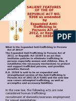 Human Trafficking Youth