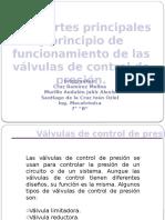 Exposicion 4.2 Valvulas_presion
