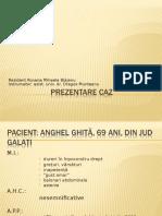 Prezentare Caz Geriatrie (1)