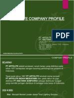 ARTOLITE Company Profile