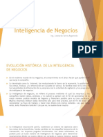 Inteligencia de Negocios Clase 3