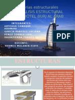 Analisis Estructural Burj Al Arab