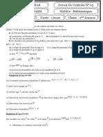 devoir-de-contrôle-n°03--2008-2009(mr-miled-sassi)[lycée-hassi-elfrid]
