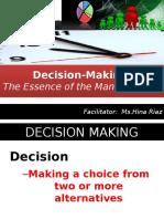 EM.decision Making