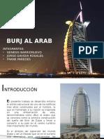 Fisica Burj Al Arab Diapositiva