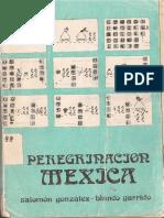 Peregrinación Mexica parte 1