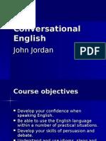 Conversational English