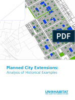 Planned City Extensions