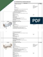 Platinum Hospital Furniture (E-Katalog)