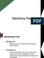 7MK002 Marketing Plan