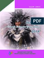 Statistik Daerah Istimewa Yogyakarta 2014