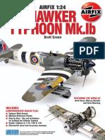 Airfix How to Build… - Hawker Typhoon Mk.lb