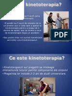 Kinetoterapia
